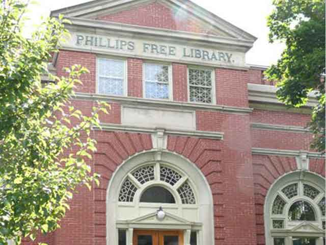 Philips Free Library, Homer
