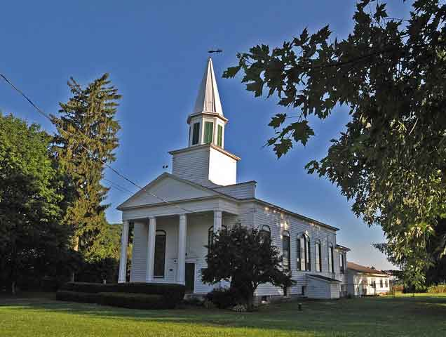 Preble Congregational